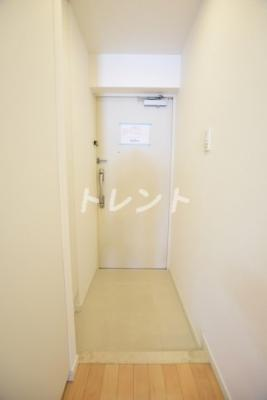 【玄関】パトリア九段下