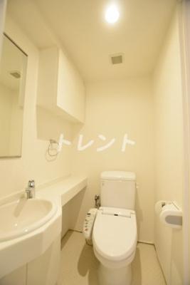【トイレ】パトリア九段下