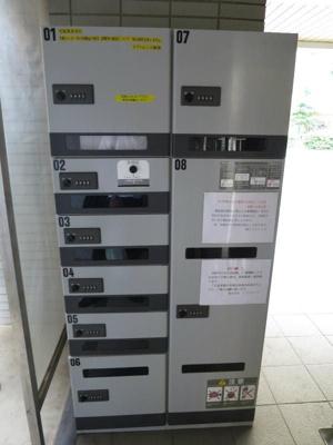 【設備】リファレンス駅南