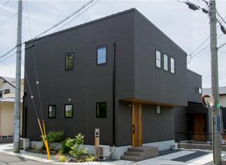 【外観】野洲市近江富士5丁目 1号地 新築戸建
