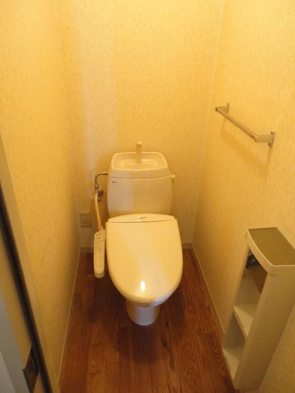 【トイレ】ファミールアザミ