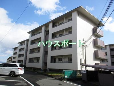 【外観】南円明寺ヶ丘団地8棟