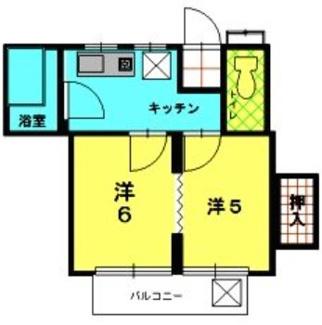 【間取り】《満室高稼働!木造9.52%》福岡県太宰府市朱雀2丁目一棟アパート