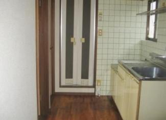 【キッチン】《満室高稼働!木造9.52%》福岡県太宰府市朱雀2丁目一棟アパート