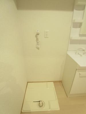 【洗面所】ときわ布引ハイツ