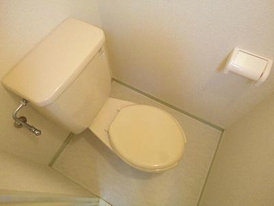 【トイレ】フロリダハイツ