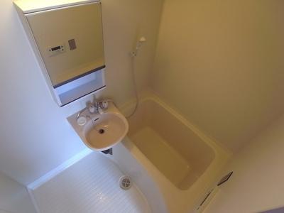 【浴室】手良向第一マンション