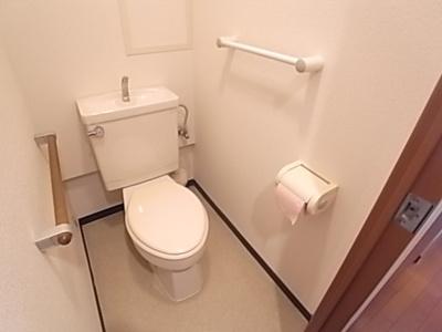 【トイレ】東急ドエルアルス神戸本山