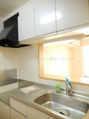 【キッチン】ブリラテ ラ ルーナⅡ