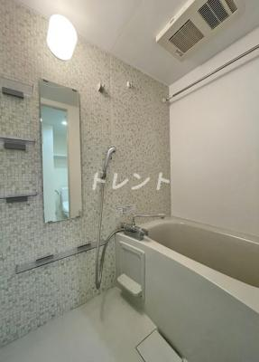 【浴室】パセオ新中野【PASEO新中野】