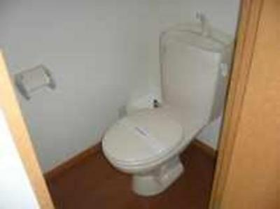 【トイレ】レオパレスリブェール