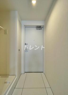 【玄関】パセオ新中野【PASEO新中野】