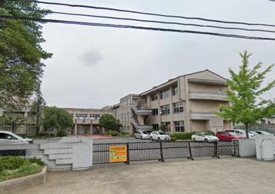 千波中学校