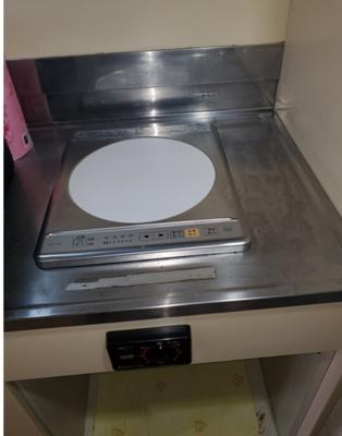 【キッチン】ライオンズマンション六ツ門
