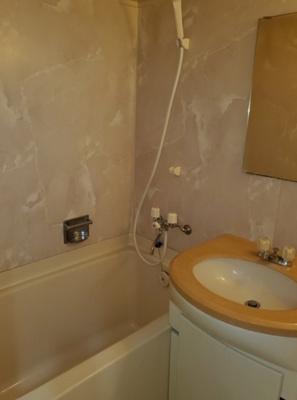 【浴室】ライオンズマンション六ツ門