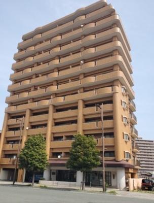 【外観】ライオンズマンション六ツ門