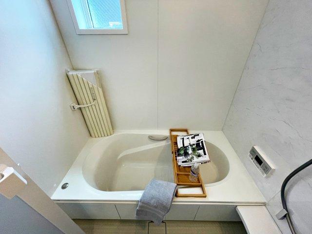 【浴室】板橋区西台1丁目 5,980万円 新築一戸建て【仲介手数料無料】