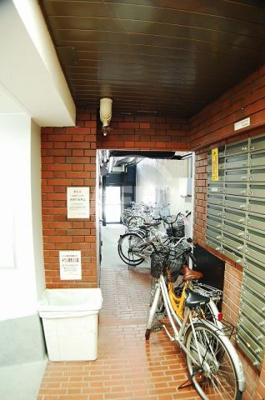EPO湊町レジデンス ロビー