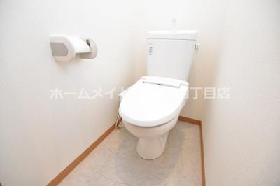 【トイレ】パレス蒲生