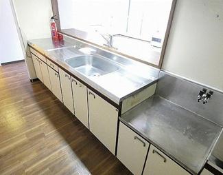 【キッチン】《RC10%!高積算!》札幌市中央区宮の森一条15丁目一棟マンション