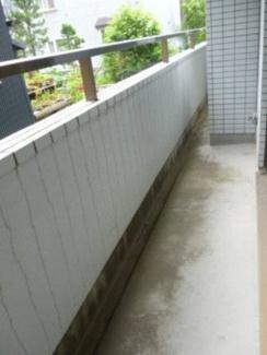 【バルコニー】《RC10%!高積算!》札幌市中央区宮の森一条15丁目一棟マンション