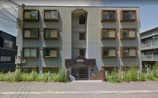 【外観】《RC10%!高積算!》札幌市中央区宮の森一条15丁目一棟マンション