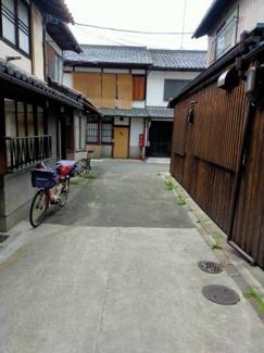 京都らしい一画です。