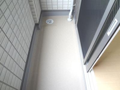 【バルコニー】D-Room田辺