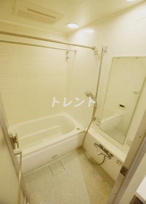 【浴室】パークハビオ秋葉原