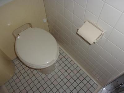【トイレ】ヴェラハイツ押上