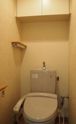 ルーブル学芸大学七番館 トイレ