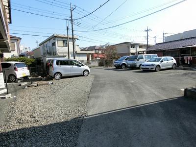 【駐車場】デルマーレ
