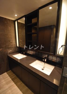 【独立洗面台】ザコノエ三田綱町