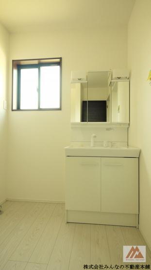 【独立洗面台】ケイアイフィット国分町1期 1号棟