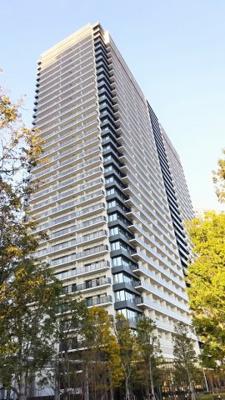シティタワーズ東京ベイセントラルタワー、33階建ての5階部分のお部屋になります。