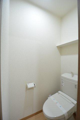 シャワー付き温水洗浄便座