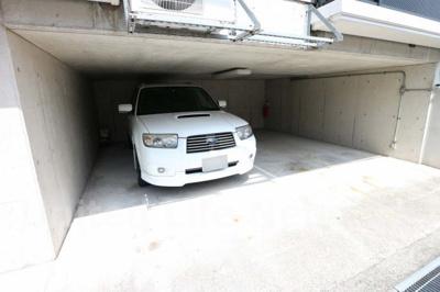 車持ちに嬉しい駐車場