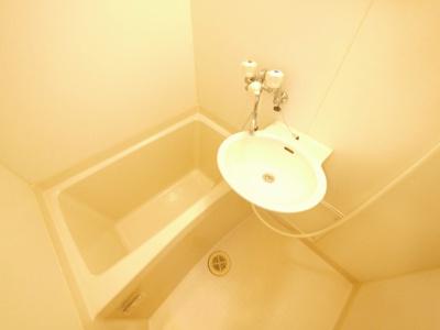【浴室】レオパレスプランタ