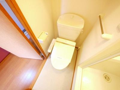 【トイレ】レオパレスプランタ