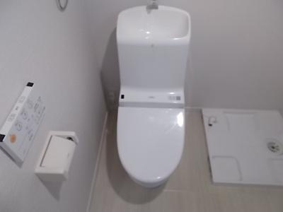 【トイレ】KAHALE志賀