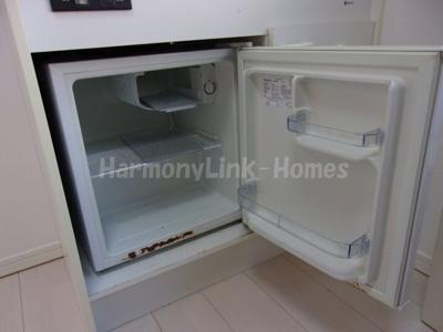 シャンブル東新宿のミニ冷蔵庫☆