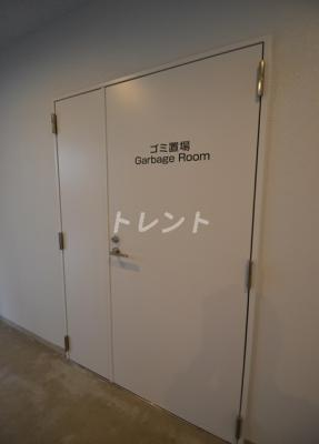【設備】ジェノヴィア新宿グリーンヴェール