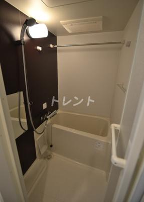 【浴室】ジェノヴィア新宿グリーンヴェール
