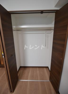 【収納】ジェノヴィア新宿グリーンヴェール