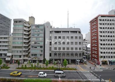 【展望】ジェノヴィア新宿グリーンヴェール