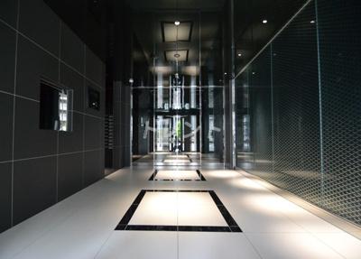 【セキュリティ】ジェノヴィア新宿グリーンヴェール