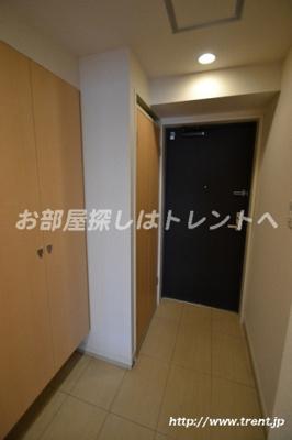 【玄関】レジデンシャルステージ東新宿