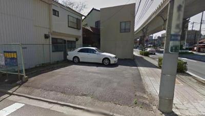 【外観】桜町内山駐車場
