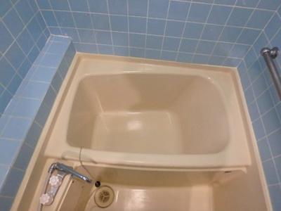 【浴室】ウィスタリアハイツ