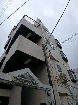 【外観】ウィスタリアハイツ